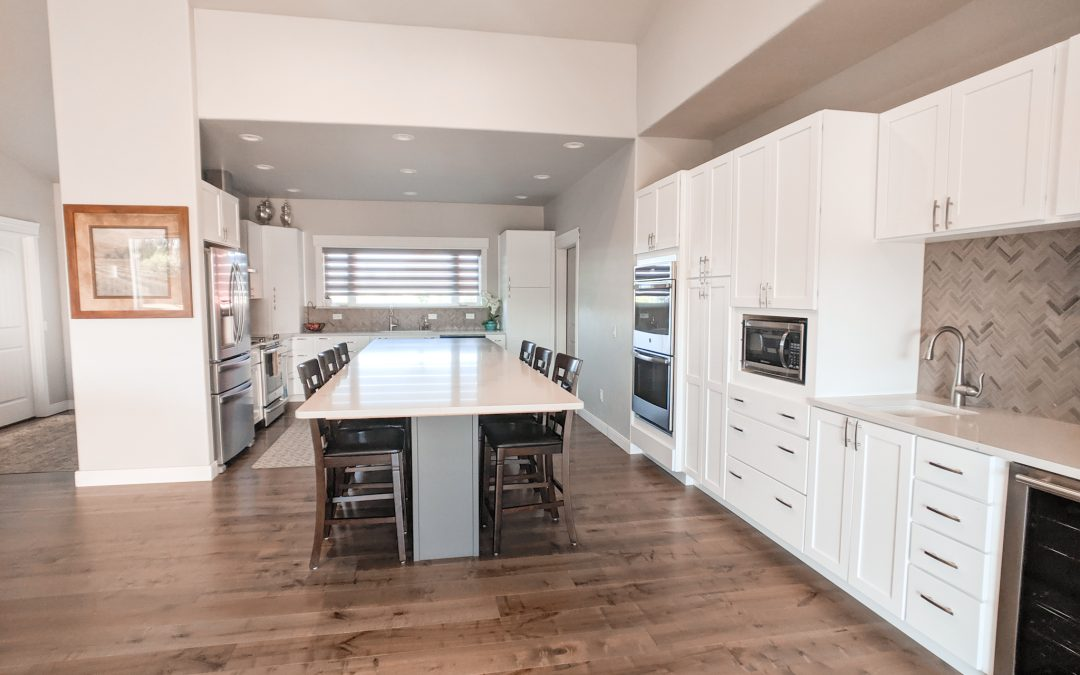 Grays Modern Kitchen